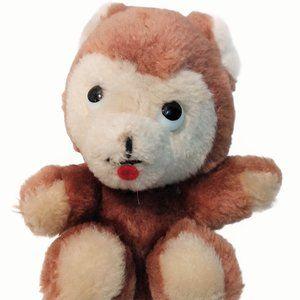 Vintage 1975 Dakin RARE Teddy Bear Baby Plush Cub